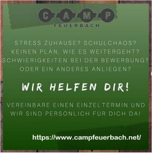 Camp Angebot